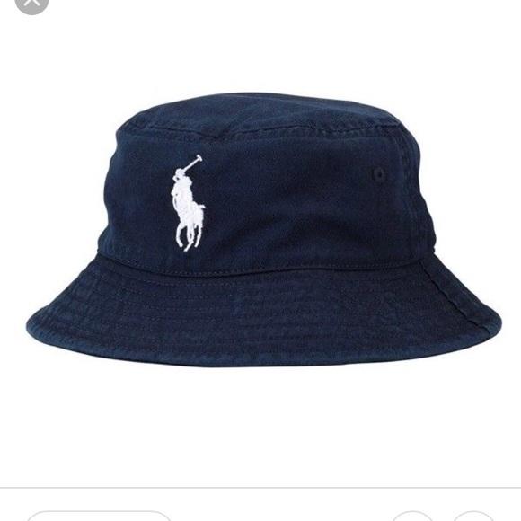 7ceffc45a66 Ralph Lauren toddler bucket hat